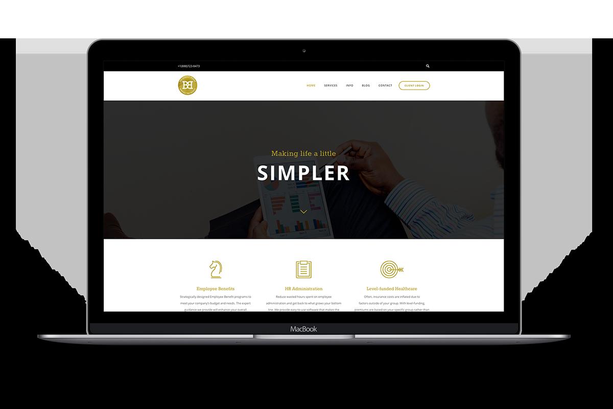 The Benefit Bureau Xy Web Solutions
